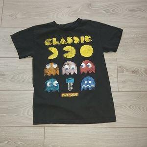 Vintage 80s pacman tshirt small